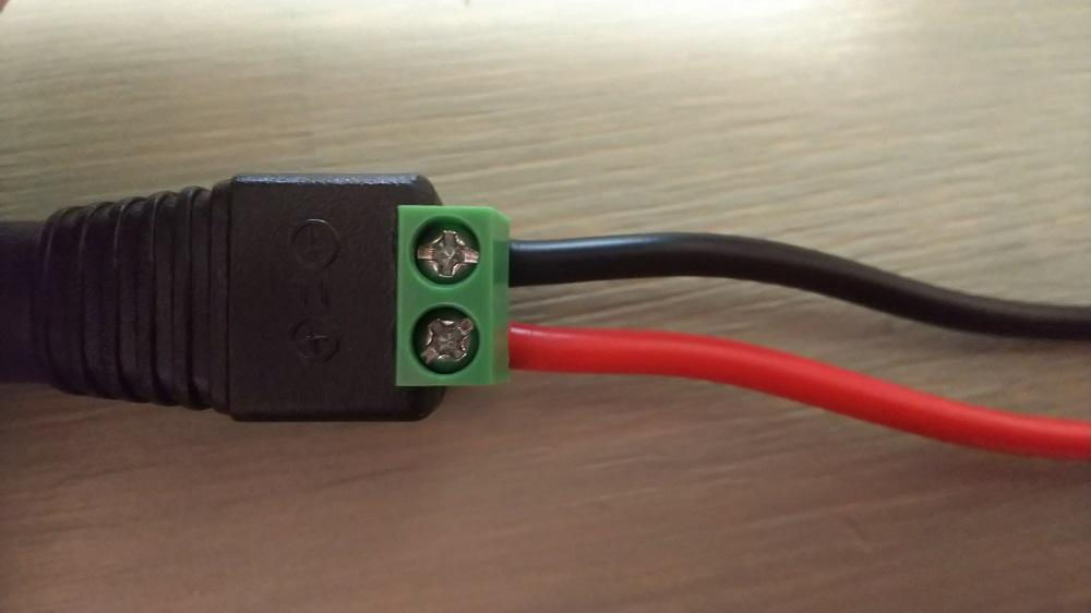 配線(加工後接続)